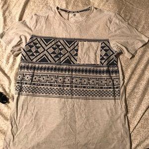 Mens shirt. Has a pocket. 😀